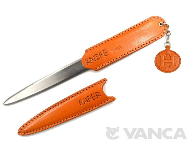 H イニシャル ペーパーナイフ VANCA
